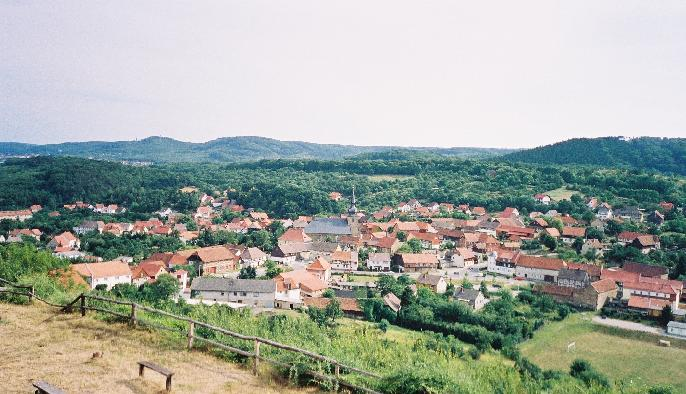 The village Heimburg